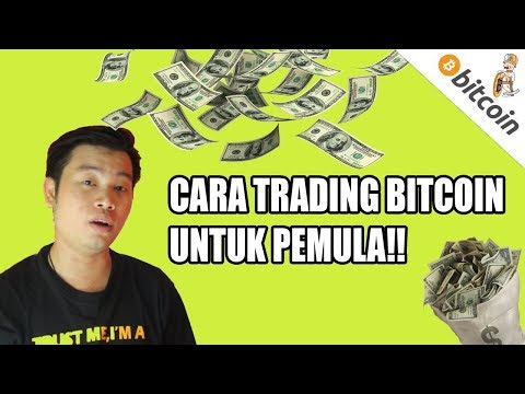 Cara Trading Bitcoin Untuk Pemula (Modal 100k Bisa!!)