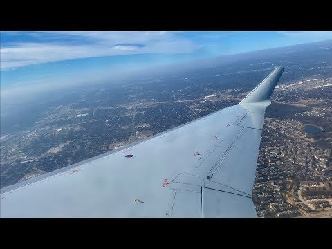 Full Flight – American Eagle – Bombardier CRJ-900ER – DFW-JLN – N930LR – IFS Ep. 275