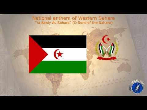 Western Sahara National Anthem