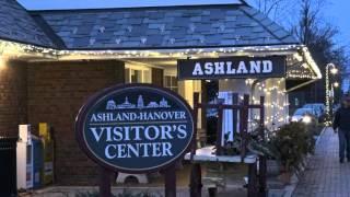 Ashland, VA Train Station 11-28-15
