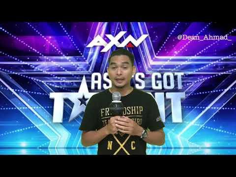 Inilah dia Wakil Malaysia yang menggemparkan juri dan penonton di Asia Got Talent..