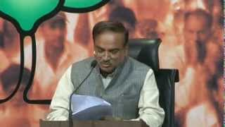 bjp-announces-candidates-for-62-seats-of-delhi-assembly-elections-2013-by-shri-ananth-kumar