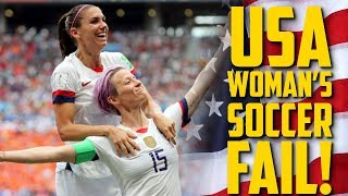 US Women's Soccer RUINED Their Chance!