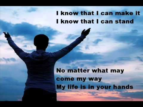 My life is in your hands