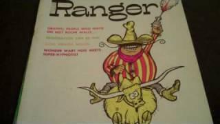 Texas Ranger Wonder Wart Hog Underground Comix Gilbert Shelton