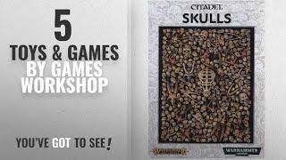Top 10 Games Workshop Toys & Games [2018]: Citadel Skulls