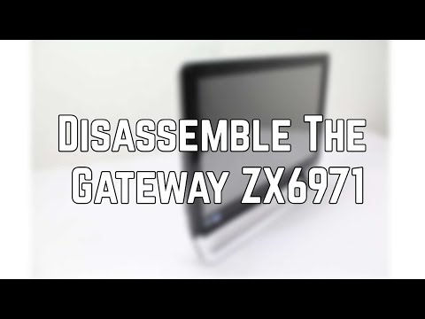 GATEWAY ZX6971 WINDOWS