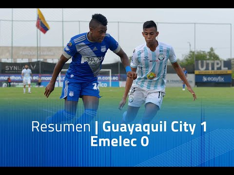 Guayaquil City Emelec Goals And Highlights