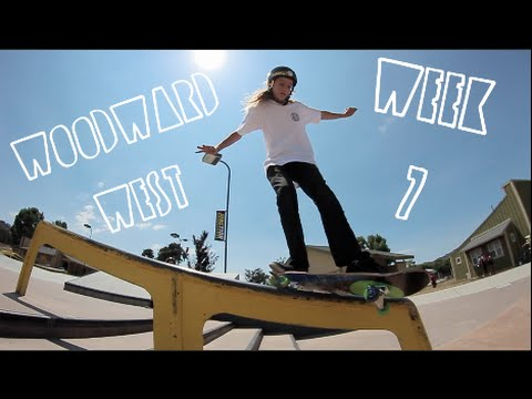 Woodward West || Week 7 || 2015