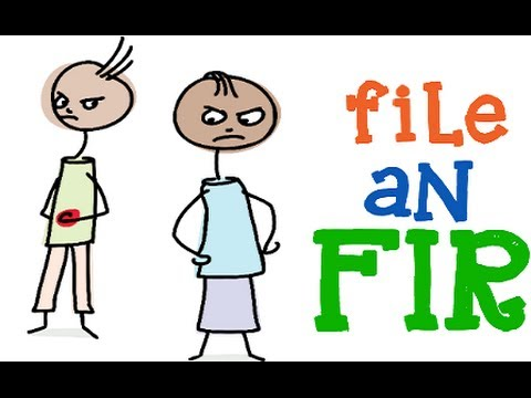 How to File a First Information Report or FIR? funza Academy Know Your Rights Videos.