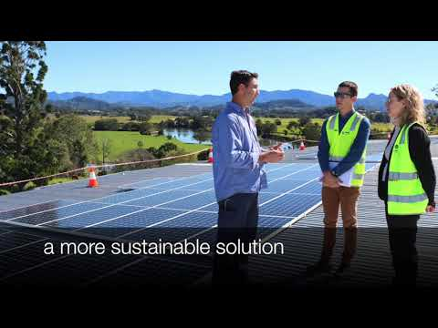 Solar power for Tweed Regional Gallery & Margaret Olley Art Centre