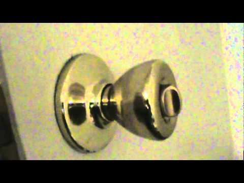 Interior Door Knob - YouTube