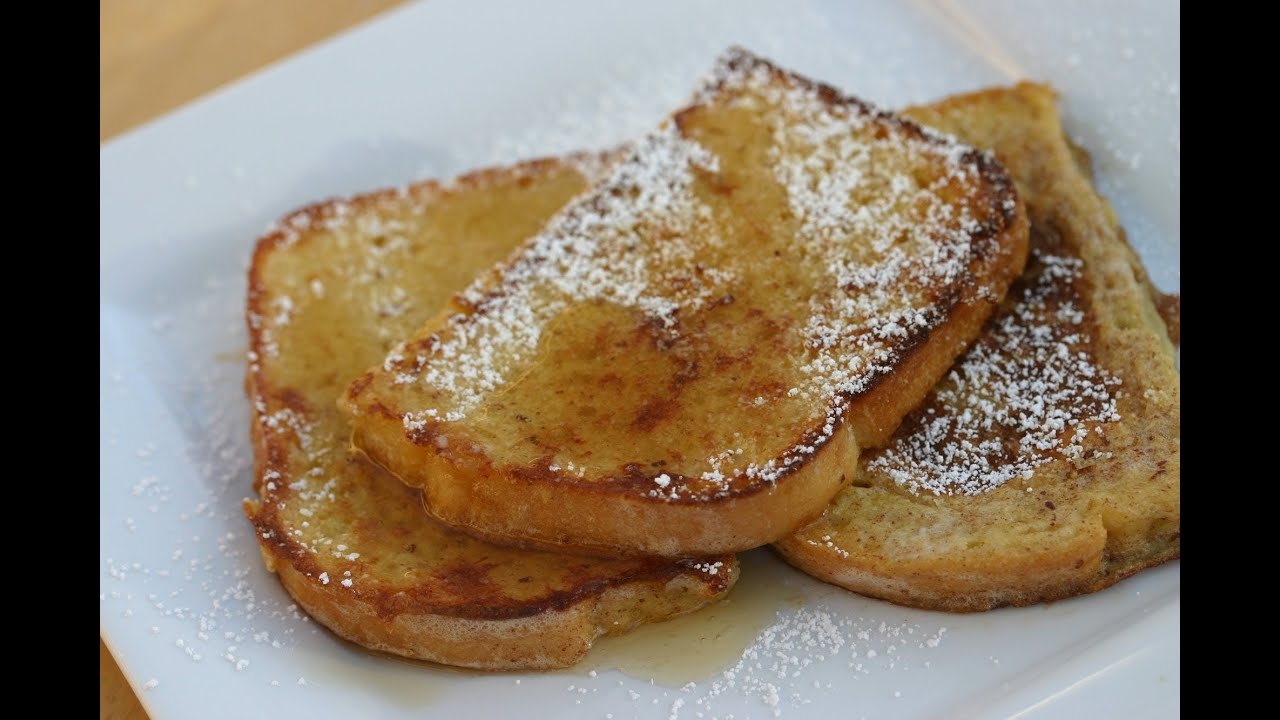 How To Make French Toast  Best Bread To Use  Rockin Robin Cooks