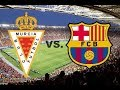 Fc Barcelona Vs Real Murcia Live Stream