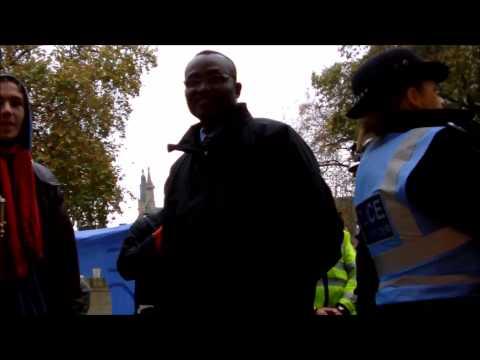 Occupy London 21st November