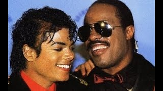 Michael Jackson featuring Stevie Wonder