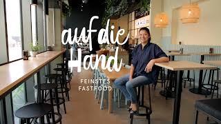 auf die Hand: Feinstes Fastfood am Mercedes Platz