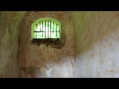 Papillon Prison   French Guiana 1