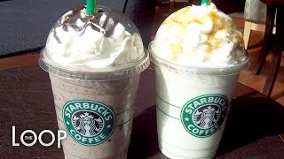 Starbucks Changing = No More Fraps? - THE LOOP