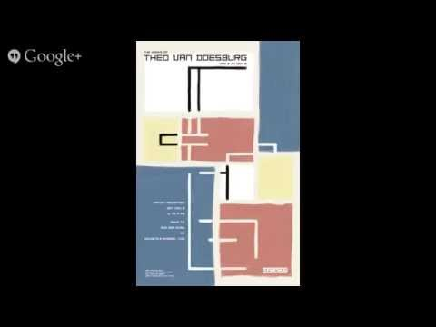 Theo van Doesburg presentation - crammed into two minutes
