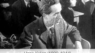 Hans Krása: Passacaglia and Fugue for String Trio (1944)