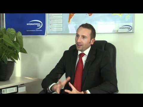 Career in Management...Harold Pradal, General Manager at International SOS