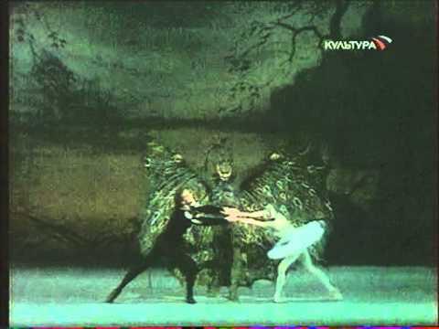 Swan Lake Final Scene - Natalia Makarova & Anthony Dowell
