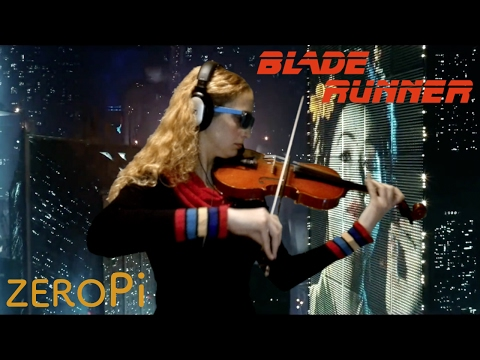 Blade Runner End Titles Theme (Violin, Mono Lancet, Pulse 2, DSI Tetra)