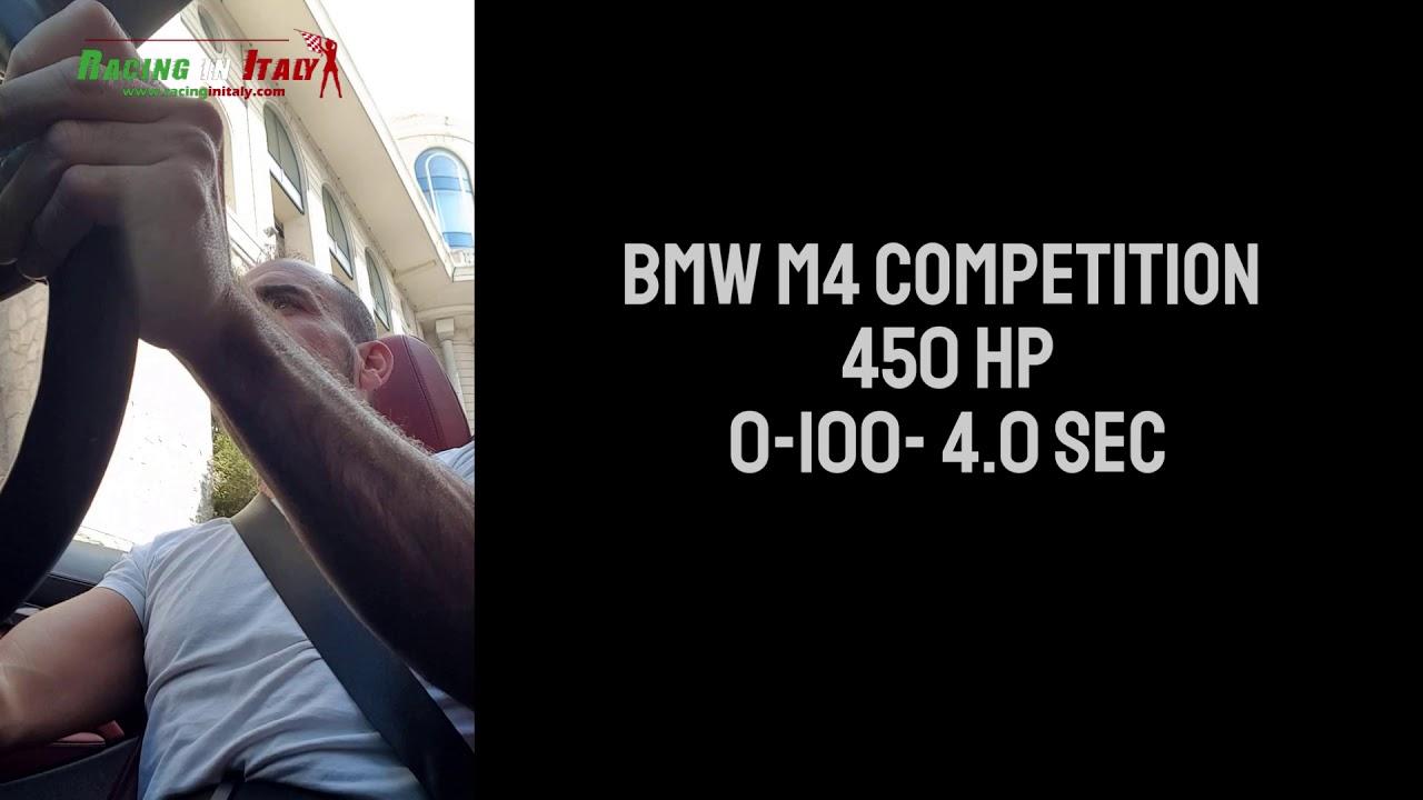 Noleggia una macchina di lusso | Monaco | BMW M4 | Monaco Tunnel