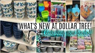 DOLLAR TREE | WHAT'S NEW !! | Paisley Print Dinnerware & GRAY Organizations Bins!