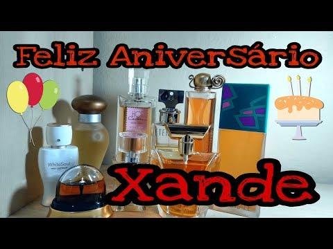 Perfumes Marcantes Dedicados Ao Xande Pelo Seu Aniversário!!
