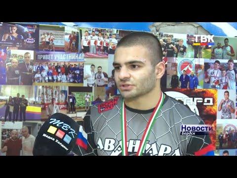 Спортсмен из Бердска завоевал «серебряную» медаль на Чемпионате мира по панкратиону