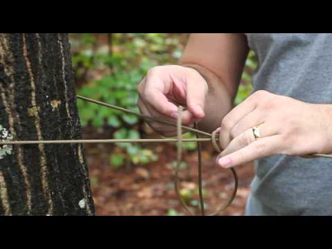 Black Scout Tutorials - Tying a Truckers Hitch