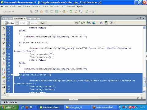 VideoTutorial 21 del Curso de PHP y MySQL