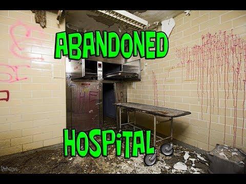 Exploring The Abandoned Parry Sound St. Josephs Hospital
