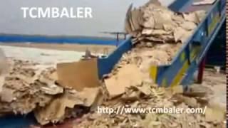 Baler For Occ Paper