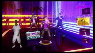 Dance Central 3: (When You Gonna) Give It Up to Me