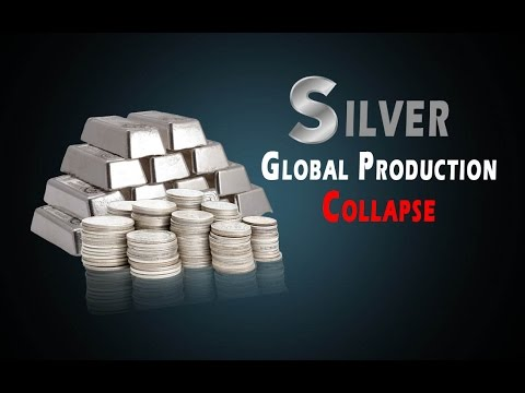 The Coming Global Silver Production Collapse & Skyrocketing Price