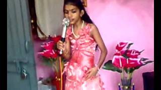 HINAL MADAVI SINGING JAB CHAYE MERA JADDU SONG FROM LOOTMAAR