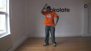 Popping and locking lesson - What's the difference?