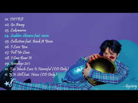 Yong Junhyung - GOODBYE 20's Full Album [1st Full Album]