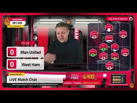 GOLDBRIDGE Best Bits | Man United 1-0 West Ham | FA CUP