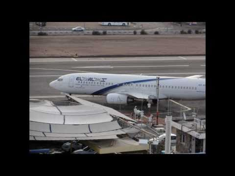 Aircraft Operations in Eilat (LLET - ETH)