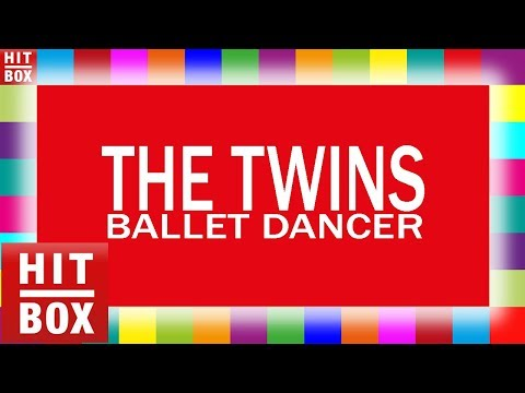 THE TWINS - Ballet Dancer 'HITBOX Lyrics Karaoke'