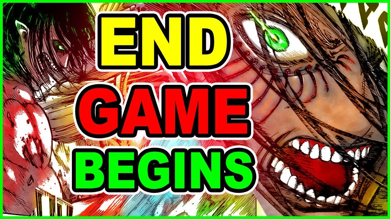 AOT End Game Begins! WarHammer CONFIRMED | Attack on Titan