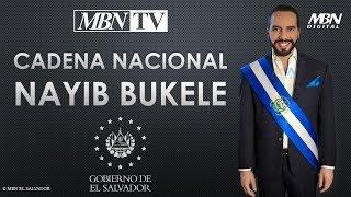 EN VIVO Cadena Nacional | Presidente Nayib Bukele | Mensaje a la Nación