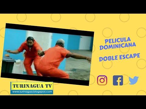 Película Dominicana Doble Escape