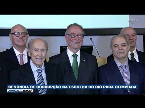 Jornal revela corrupção na escolha do Rio para Olimpíada