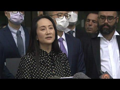 快讯!引渡程序终止 孟晚舟将今晚回国 暂缓起诉