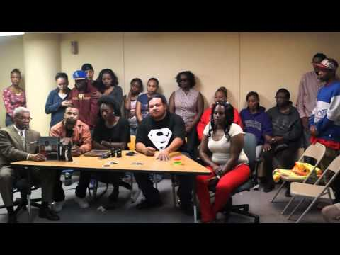 Brandon Wallace Family Appeal Press Conference
